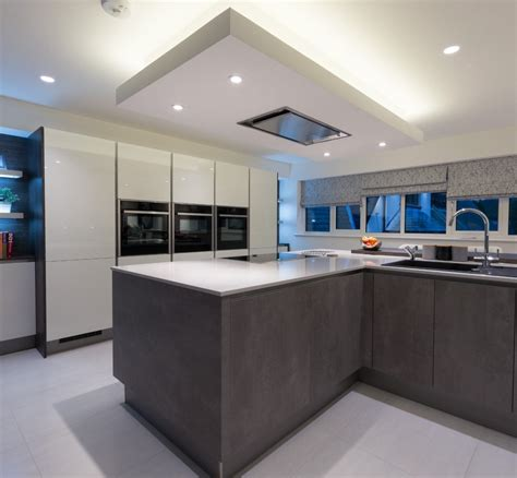 State Of The Art Designer Kitchen In Rawtenstall  Kitchen