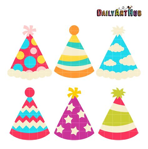 Birthday Hat Clipart Hat Clip Www Imgkid The Image Kid Has It