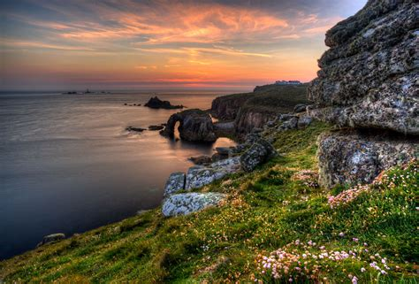 lands  sunset cornwall guide