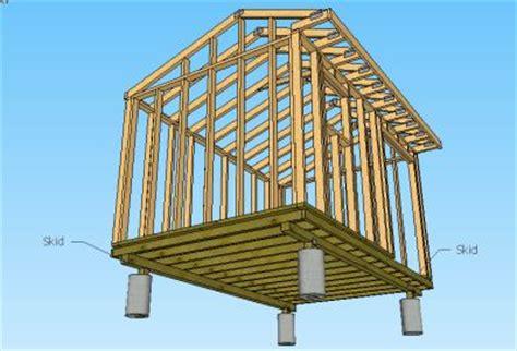 shed plans  skids amish furniture outlet