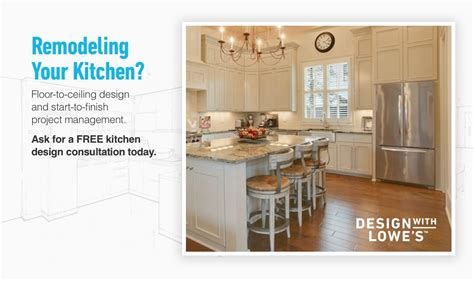lowes kitchen makeover lowe s custom kitchen design remodel services 3883