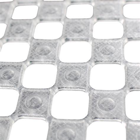 clear bath mat life mobility