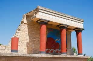 Ancient Greece Knossos Palace