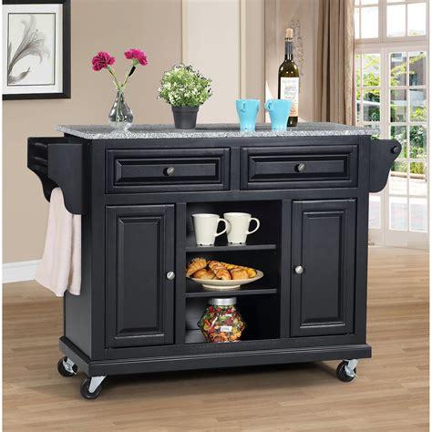 wildon home kitchen island  granite top reviews