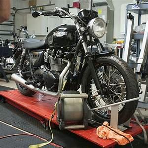 Taking A Triumph Bonneville 865cc Engine To 1100cc