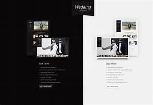 25 premium wedding website templates for inspiration With best wedding album website