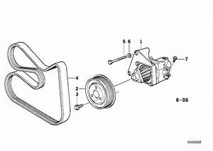 Bmw 318is Power Steering Pump  Zf  Vane  Suspension
