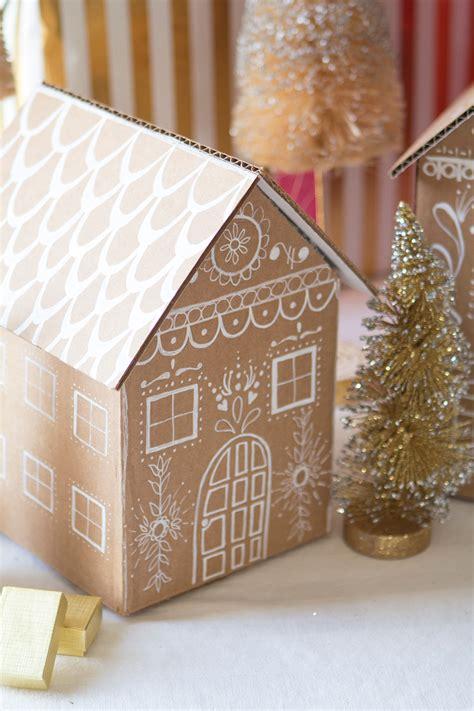 diy gingerbread gift box video  house  lars built