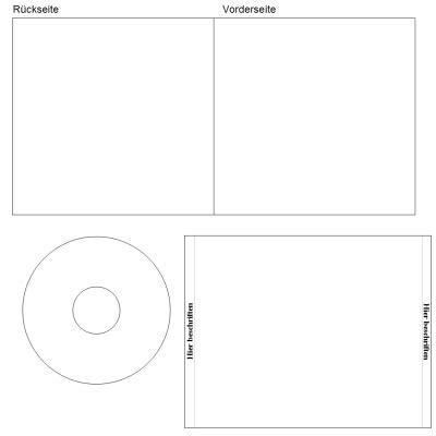 die word vorlagen fuer cd covers und huellen cd cover