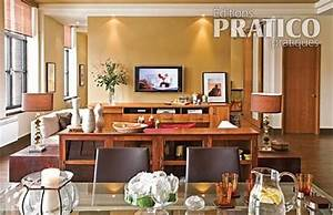 decoration cuisine et salon aire ouverte With cuisine et salon aire ouverte