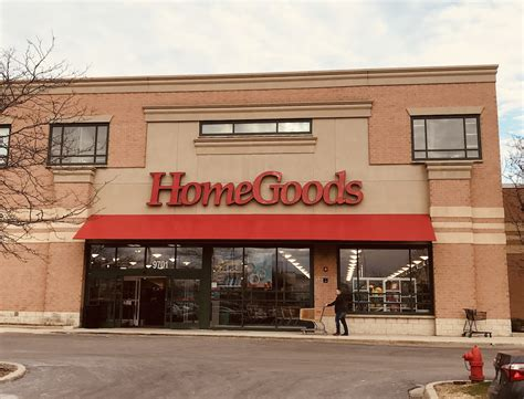 Homegoods Makes Move Towards Champaign Location