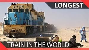 The Longest Train in the World - YouTube