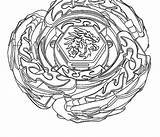 Coloring Beyblade Pages Printable Print Drago Burst Colouring Blade Sheets Template Printables Tocolor Colorings sketch template