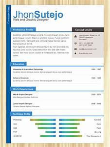 free professional online one page resume templates the With professional resume template free online