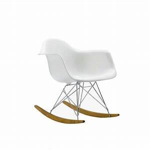 Chaise À Bascule Eames : chaise scandinave bascule sofag ~ Mglfilm.com Idées de Décoration