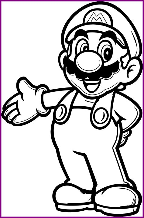 super mario maker coloring pages  getcoloringscom  printable colorings pages  print