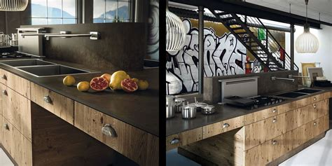 cuisine originale en bois cuisine design en bois contemporain