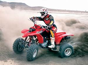 The Life And Times Of Honda U0026 39 S Trx400ex