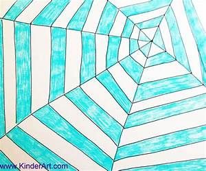 How to Draw a Spider Web Drawing: Art Lessons for Kids ...