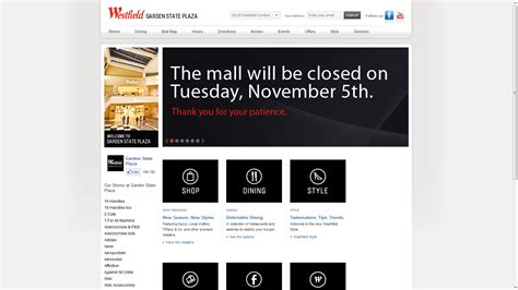 Garden State Plaza Hollister by The Sitch On Fitch News Now Westfield Garden State