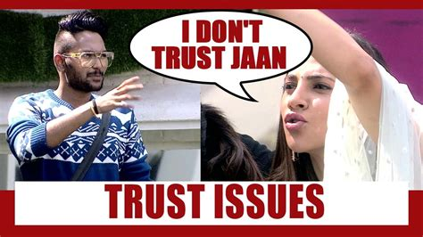 Jaan sanu is the latest one to be shown the door from bigg boss 14. Bigg Boss 14 spoiler alert Day 33: I don't trust Jaan ...