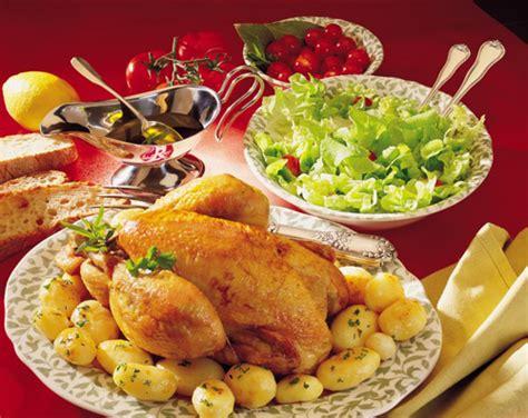 poule cuisine poule farcie
