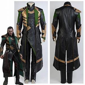 Aliexpress.com : Buy Thor The Dark World Loki Adult Long ...