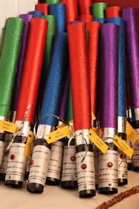 Light Saber Pretzel Sticks by The Blackberry Vine Star Wars Party Light Saber Invitations