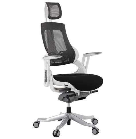 fauteuil de bureau belgique fauteuil de bureau ergonomique teknik design en tissu noir
