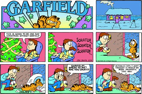 Daily Comic Strip On December 23rd, 1984