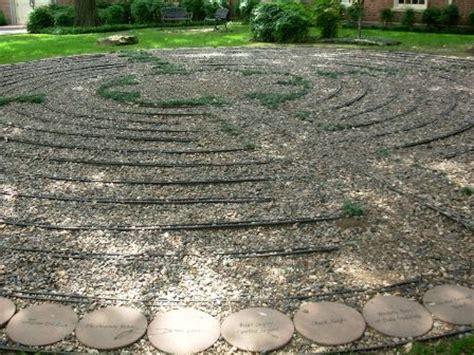 Backyard Labyrinth by Build A Backyard Labyrinth
