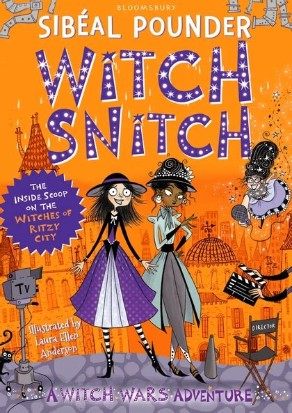 Witch Snitch: The Inside Scoop on the Witches of Ritzy ...
