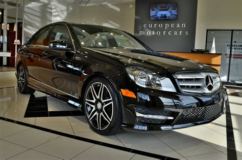 It has an automatic transmission. 2013 Mercedes-Benz C-Class AMG C300 Sport 4MATIC for sale ...