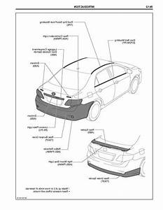 Corolla Parts Diagram