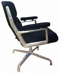 Fauteuil Charles Eames : fauteuil lobby charles ray eames ann es 70 design ~ Melissatoandfro.com Idées de Décoration