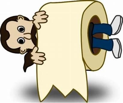 Roll Clip Clipart Toilet Paper Panda