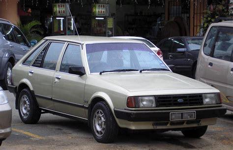 File:Ford Laser (first generation) (front), Serdang.jpg ...