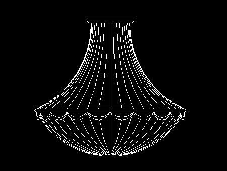 Chandelier Autocad Block by Bedroom Chandelier Free Autocad Drawing Cad Blocks