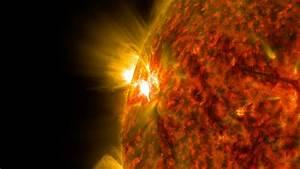 NASA's Solar Dynamics Observatory Captures Intense Space ...