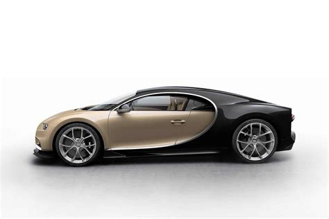 Bugatti Chiron New Colors
