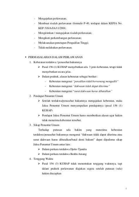 contoh surat dakwaan kasus pidana korupsi surat 10