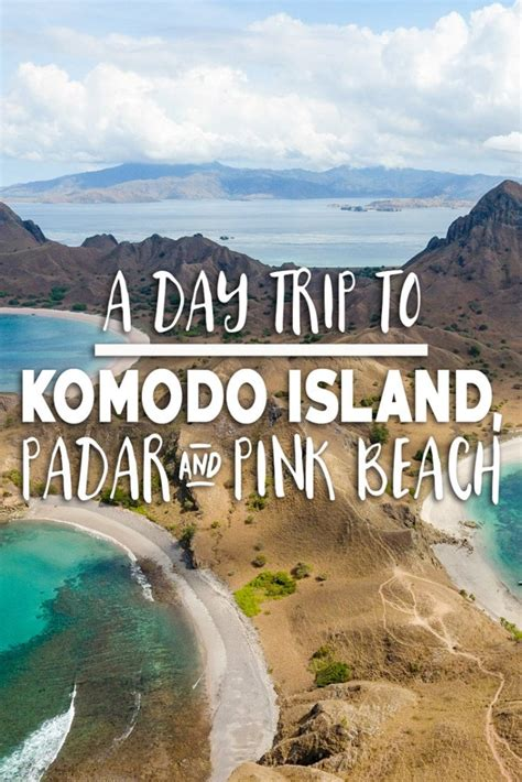 A Day Trip To Komodo Island, Padar And Pink Beach • The