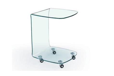 table bout de canapé en verre design bout de canapé toby design sur sofactory