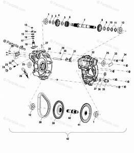 Polaris Atv 2003 Oem Parts Diagram For Gearcase