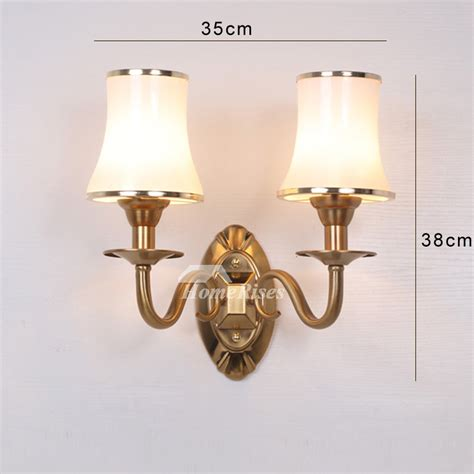 bathroom wall sconce  light hardware glass decorative