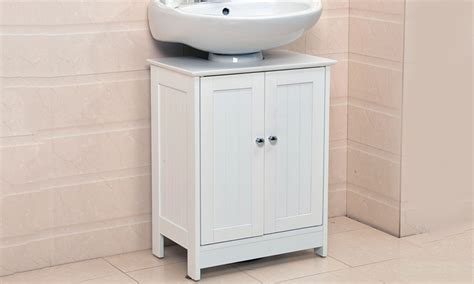 undersink bathroom cabinet groupon goods