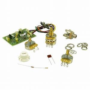 Fender U00ae Eric Clapton U00ae 25db Mid Boost Upgrade Kit