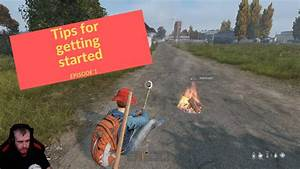 Dayz Getting Started Guide Ep1 Food And Water
