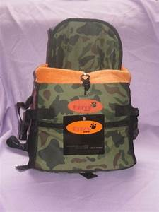 Pet Carrier Soft Sided medium Cat / Dog Comfort Camouflage ...