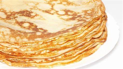 comment faire des crepes fines